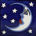 Elvira - 30 Talavera tiles