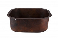 Dado - Kitchen copper sink