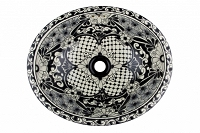 Serena - Black Talavera Basin from Mexico
