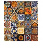 Conrado - set of 30 tile designs - 30 Tiles