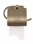 Emilio - retro brass handle for toilet paper