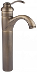 Emilia - Brass Centerset Kitchen Faucet