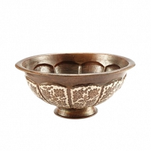 Maricella - Copper Vessel Sink