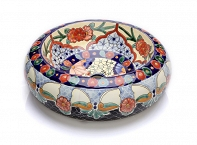 Loretta - Colorful Mexican Counter Top Basin