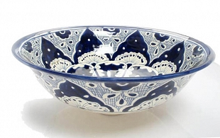 Carmen - Colonial Counter Top Basin from Mexico