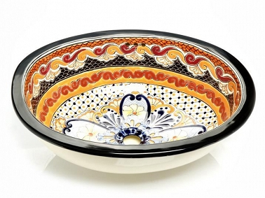 Ynes - Talavera sink from Mexico