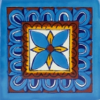 Chico - 30 Talavera tiles