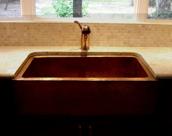 Copper Kitchen Sinks Colours Of Mexico