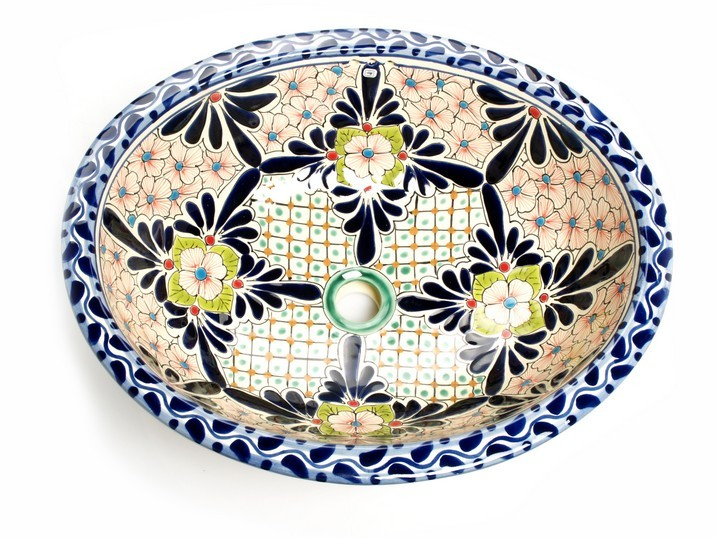 Talavera Ceramic Sinks Colours Of Mexico