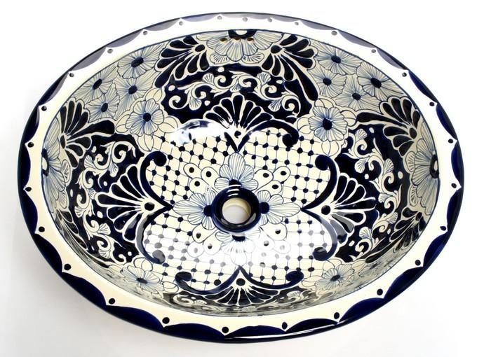 Talavera Ceramic Sinks Colours Of Mexico