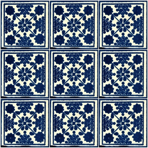 Mexican Tile Patterns Mexican Sinks Tiles And Copper