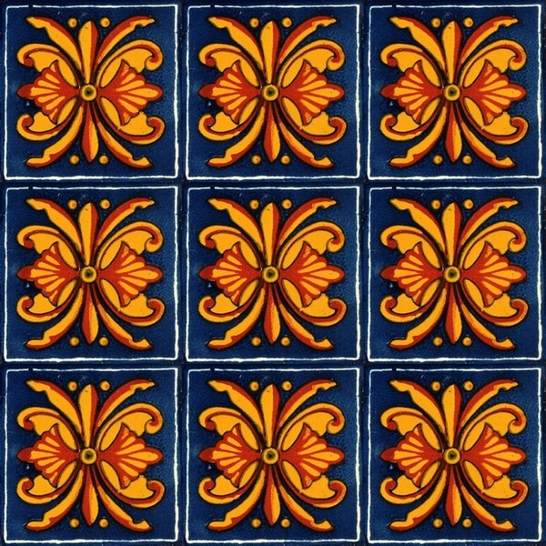 Mexican Tile Patterns How To Tile Mexican Tiles