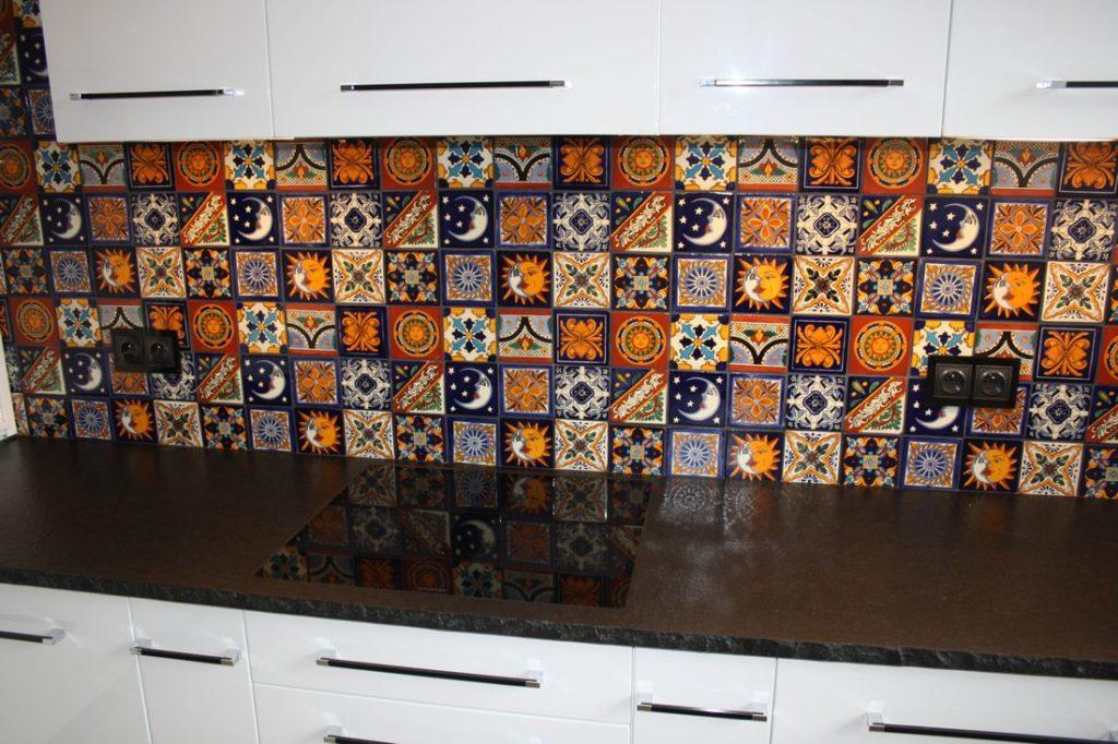 Piastrelle messicane patchwork u2013 matonelle messicane a cucina