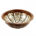 Malita - Silver Plated Copper Sink