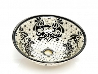Serena - Colonial Mexican Counter Top Basin
