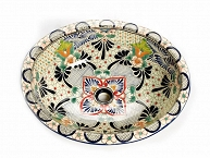 Delicia - Talavera sink from Mexico