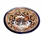 Dina - Talavera sink from Mexico