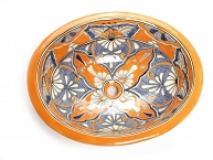 Alicia - Yellow Talavera Sink