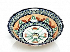 Daira - Mexican Pottery Sink