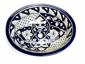Javiera - Ceramic Basin from Mexico