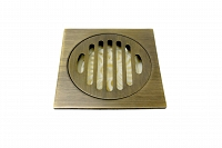 Abner - Copper Shower Drain